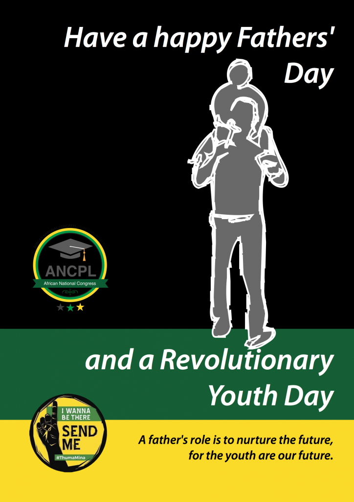 Happy Fathers' Day and a Revolutionary Youth Day
