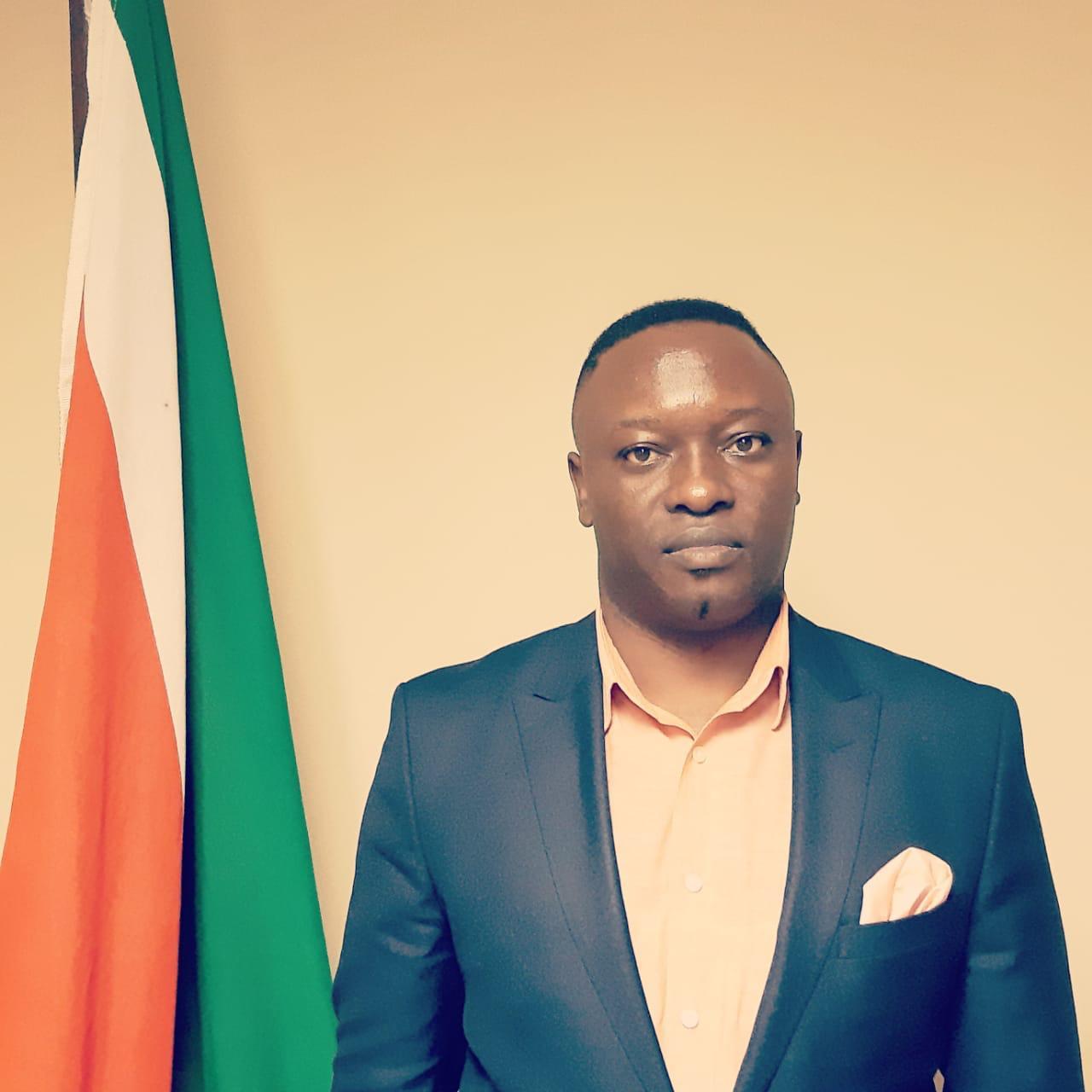 Mr Thulani Ngubane