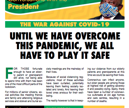 ANC Today 10 July 2020