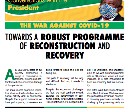 ANC Today 31 July 2020