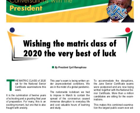 ANC Today 6 November 2020